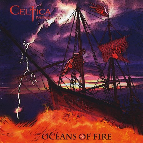 "CD ""Oceans Of Fire"""