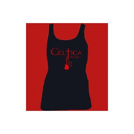 "Tank Top ""Celtica Red"""