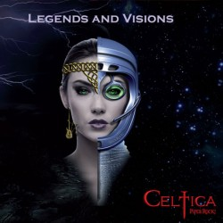 "CD ""Legends and Visions"""
