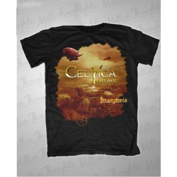 "T-Shirt ""Celtica Red"" regular"