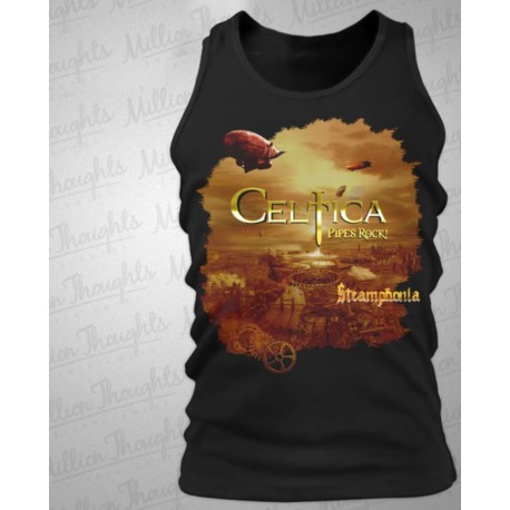 "Tank Top ""Steamphonia"""