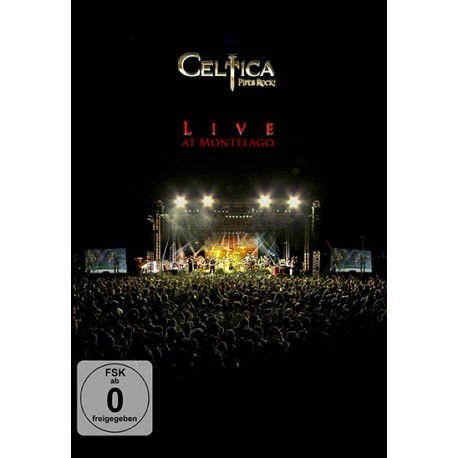 "DVD/PAL ""Live at Montelago"""