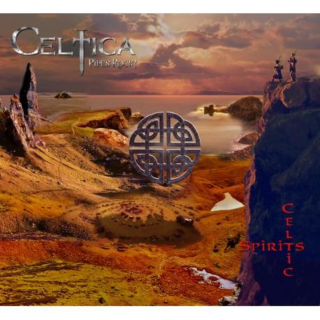 """Digital Download CD """"Celtic Spirits"""""""