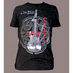 "T-Shirt ""Celtic Spirits"" regular"