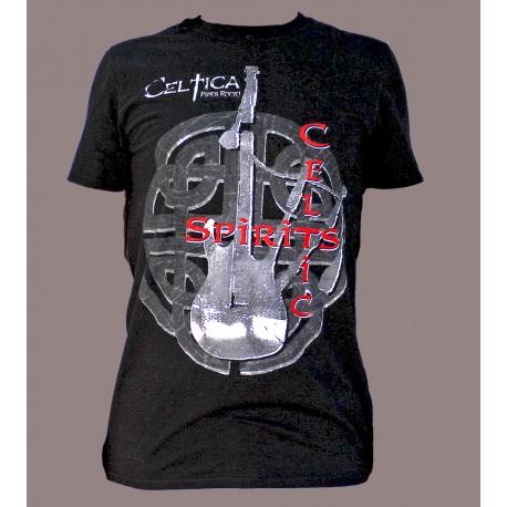 "T-Shirt ""Celtica Red"" regular"
